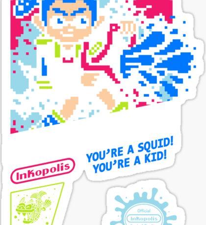 MAKE IT RAIN! Sticker