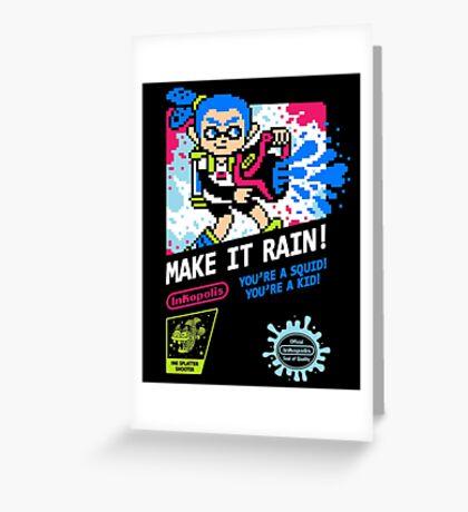 MAKE IT RAIN! Greeting Card
