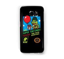 SUPER TORTIMER! Samsung Galaxy Case/Skin