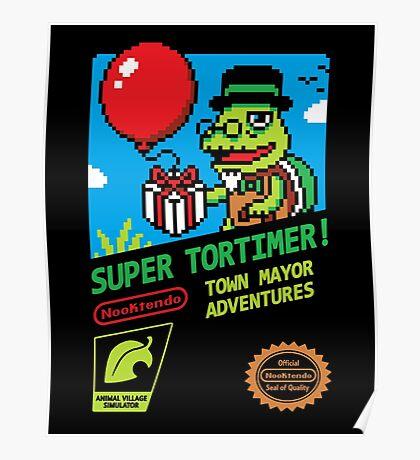SUPER TORTIMER! Poster
