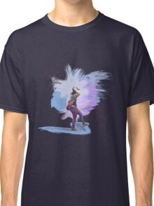 Dandelion Watercolour Burst  Classic T-Shirt