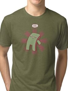 Oh The Humanity SE Tri-blend T-Shirt