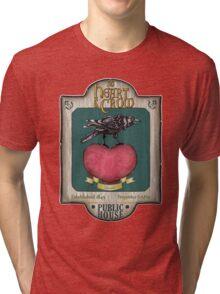 Heart and Crow Public House Tri-blend T-Shirt