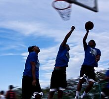 basketball motion by ianhar