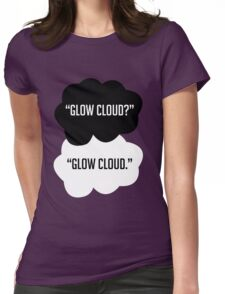TFIOS/Night Vale Womens Fitted T-Shirt