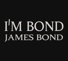 bond by simoechz