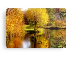Autumn in Washington, New Hampshire Metal Print