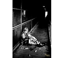 Junkie Dreams Photographic Print