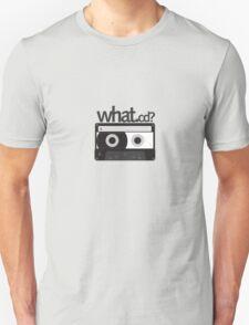 what .cd? T-Shirt