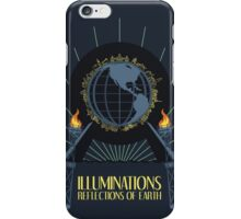 Illuminations - Reflections of Earth iPhone Case/Skin