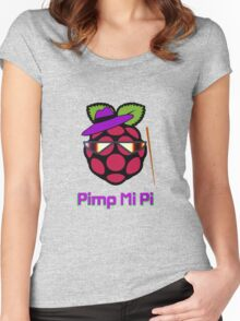 PIMP MY PI [UltraHD] Women's Fitted Scoop T-Shirt