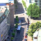 Munich tilt shift by rachomini