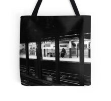 New York City Commuter Tote Bag