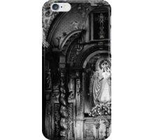 Call of God BW iPhone Case/Skin