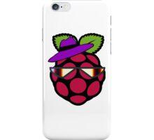 Raspberry Fan [HD] iPhone Case/Skin
