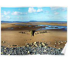 Golden Sands of Llanfairfechan Poster