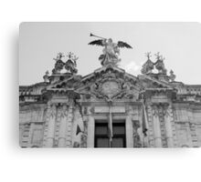 Architecture in Seville, Spain - Real Fábrica de Tabacos Metal Print