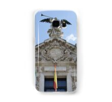 Architecture in Seville, Spain - Real Fábrica de Tabacos Samsung Galaxy Case/Skin
