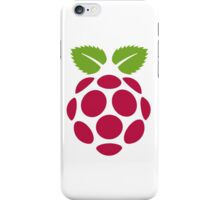 Raspberry Fan [HD] iPhone Case/Skin