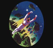 SPACE GHOST  RETRO CARTOON SATURDAYS by MaskedMarvel