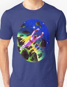 SPACE GHOST  RETRO CARTOON SATURDAYS T-Shirt