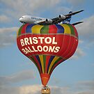 Fly from Bristol... by Alex Hardie