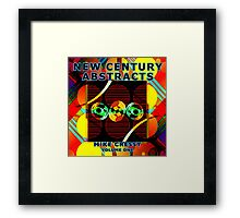 New Century Abstracts  Framed Print