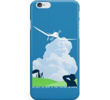 Wind rises iPhone Case/Skin