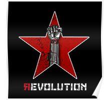 R evolution Poster