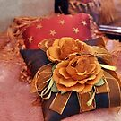 Victorian Pillows by Gayle Dolinger