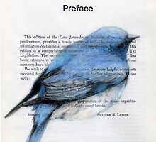 Bluebird Preface by paulapaints