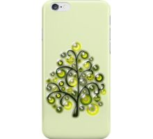 Green Glass Ornaments iPhone Case/Skin