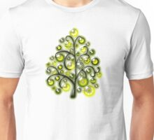 Green Glass Ornaments Unisex T-Shirt