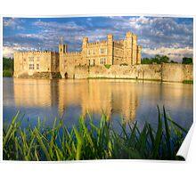 Leeds Castle Kent UK Poster