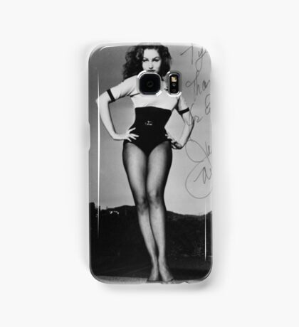 Thanks for Everything, Julie Newmar Samsung Galaxy Case/Skin