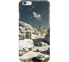 Winter Overflight iPhone Case/Skin
