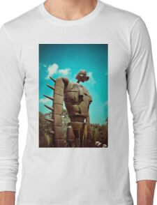 Castle in the Sky's Soldier Long Sleeve T-Shirt