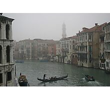 Scenic view of Venice, Italy Photographic Print