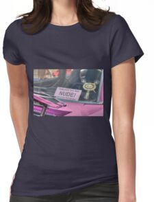 Unless You Are Nude Womens Fitted T-Shirt