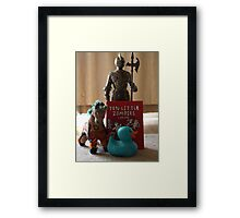 Can you see these in a wedding? Framed Print