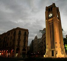 "Downtown Beirut, Lebanon (""Solidere"" area) by sccaldwell"