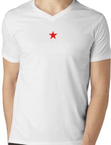 The People's Republic Of Redfern (White) Mens V-Neck T-Shirt