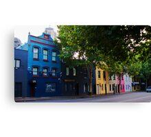 Harris Street, Sydney (HDR) Canvas Print