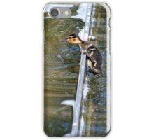 Against all odds iPhone Case/Skin