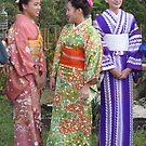Colorful Candid Komono Talk .... by Danceintherain