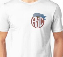 Iniciales falleras - ASC  Unisex T-Shirt