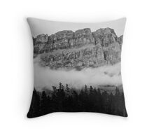Here Be Dragons 2 Throw Pillow