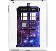 Tardis - Space iPad Case/Skin