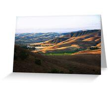 Lompoc, California Greeting Card