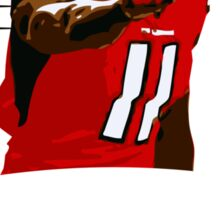 Julio Jones - Atlanta Falcons Sticker